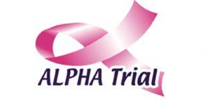 Pink Ribbon Alpha Trial