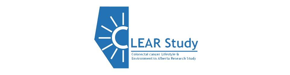 CLEAR study logo